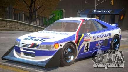 Peugeot 405 Turbo PJ1 pour GTA 4