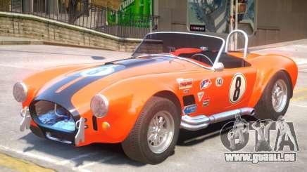 AC Cobra V1 PJ3 pour GTA 4