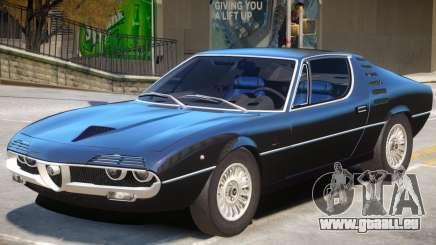 1970 Alfa Romeo Montreal pour GTA 4
