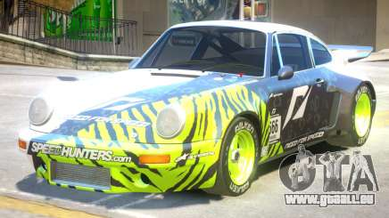 Porsche 911 RSR V2 pour GTA 4