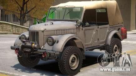 GAZ 69 V2 für GTA 4