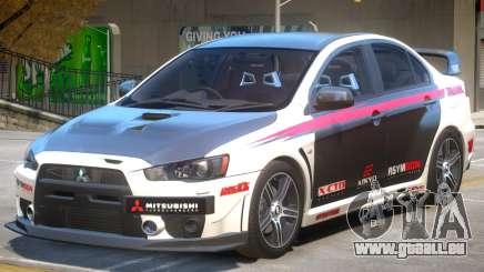 Mitsubishi Lancer PJ4 pour GTA 4