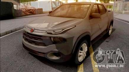 Fiat Toro KSKN Garage für GTA San Andreas