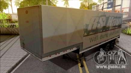 Trailer Americano v4 für GTA San Andreas