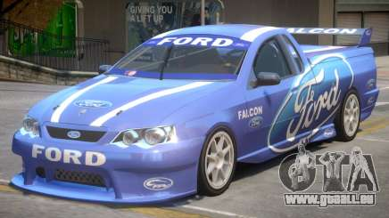 Ford Falcon Racing PJ1 pour GTA 4