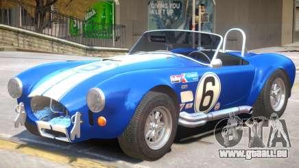 AC Cobra V1 PJ2 pour GTA 4