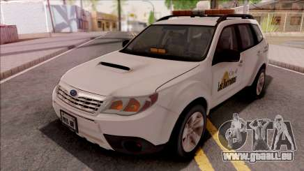 Subaru Forester 2011 City of Las Barrancas pour GTA San Andreas