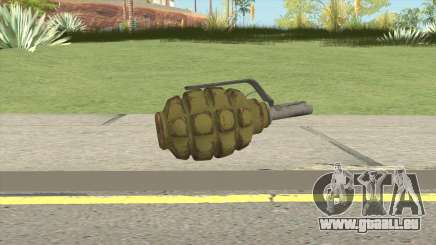 F1 Grenade (Insurgency) für GTA San Andreas