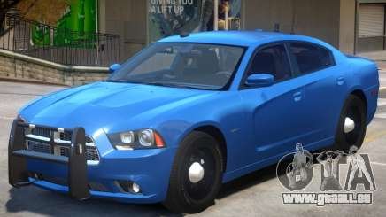 Dodge Charger FBI R1 pour GTA 4