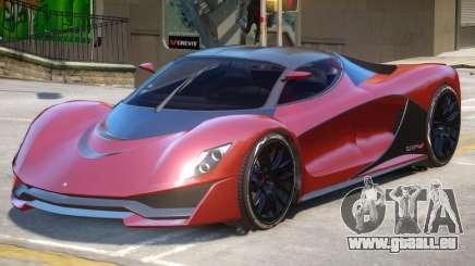 Grotti Turismo R V1 pour GTA 4