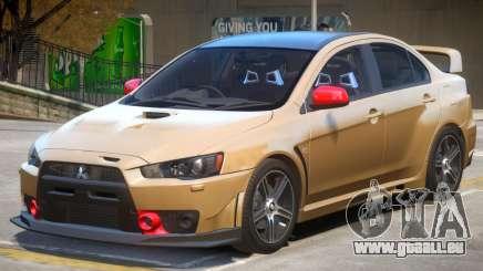 Mitsubishi Lancer PJ5 pour GTA 4