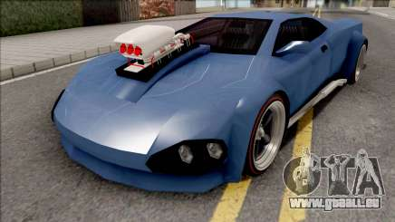 GTA 3 Infernus Custom für GTA San Andreas