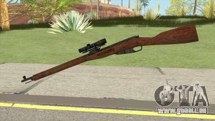 Mosin-Nagant M1891 (Insurgency) pour GTA San Andreas