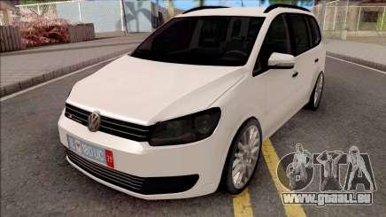 Volkswagen Touran 2010 pour GTA San Andreas
