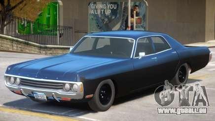 1971 Dodge Polara pour GTA 4