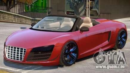 Audi R8 GT V1.1 pour GTA 4