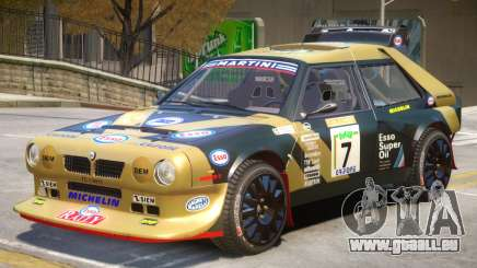 Lancia Delta V1.1 pour GTA 4
