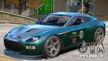 Aston Martin Zagato V1 PJ2 für GTA 4