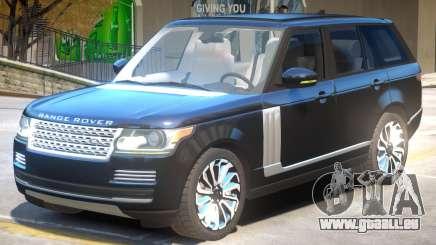 Range Rover Vogue V1.1 für GTA 4