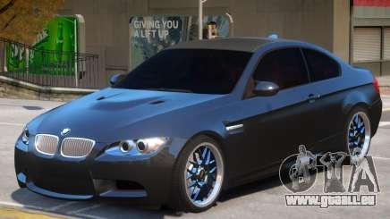 BMW M3 E92 Upd pour GTA 4