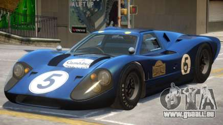 Ford GT40 PJ4 für GTA 4