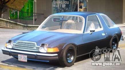 1977 AMC Pacer pour GTA 4