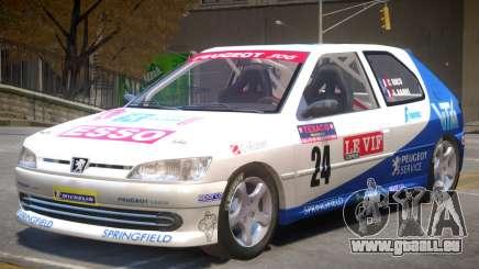 Peugeot 306 Sport PJ pour GTA 4