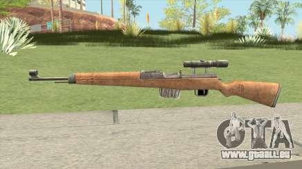 Gewehr-43 Sniper pour GTA San Andreas