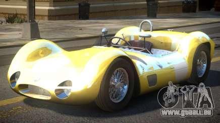 Maserati Tipo V1 PJ4 pour GTA 4