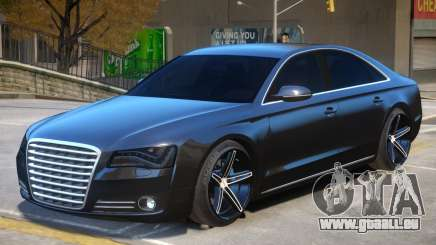 Audi A8 V1 pour GTA 4