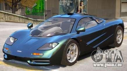 McLaren F1 V1 pour GTA 4