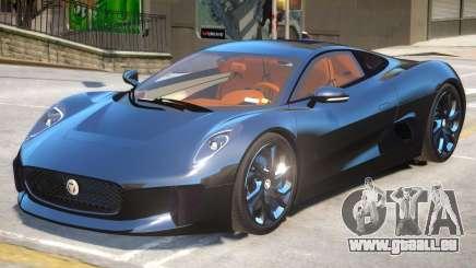 Jaguar C-X75 V1.2 für GTA 4
