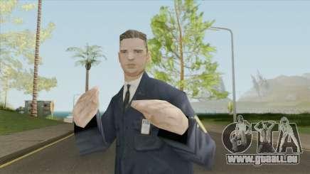 FIB Agent Skin pour GTA San Andreas