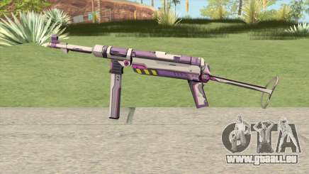 MP-40 (Mechanical) pour GTA San Andreas