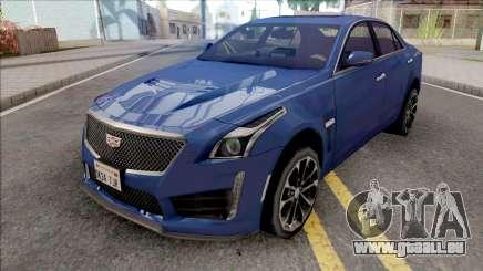 Cadillac CTS 2017 pour GTA San Andreas