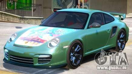 Porsche 911 GT2 PJ3 pour GTA 4