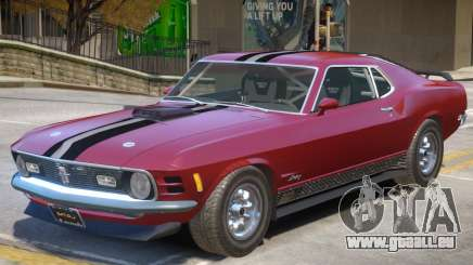 Ford Mustang Special pour GTA 4