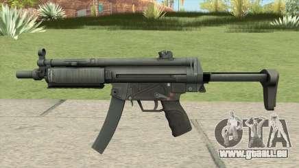 MP5 (CS: GO) pour GTA San Andreas