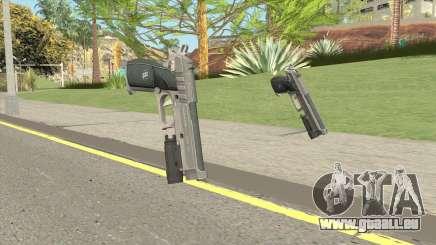 Hawk And Little Pistol GTA V Black (Old Gen) V4 für GTA San Andreas