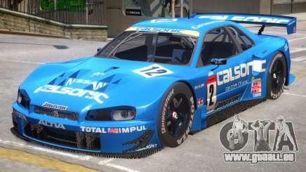 Nissan Skyline GTC PJ2 pour GTA 4