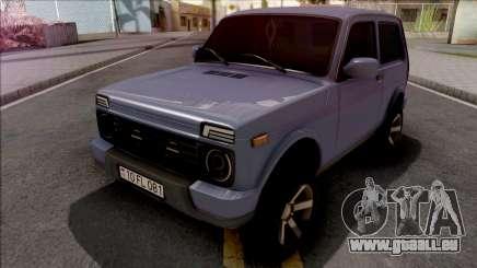 LADA Urban BakuStyLe v2 für GTA San Andreas
