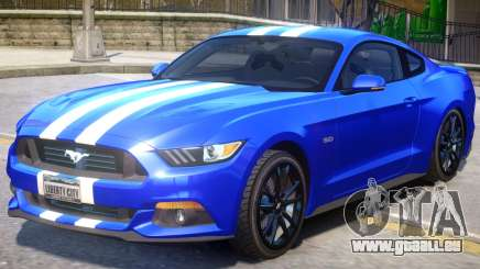 Ford Mustang GT V1.2 pour GTA 4