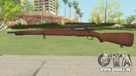 Springfield M1903 (Day Of Infamy) pour GTA San Andreas