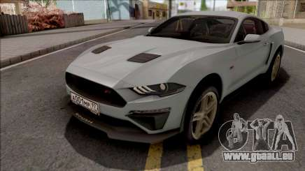 Ford Mustang 2019 ROUSH pour GTA San Andreas