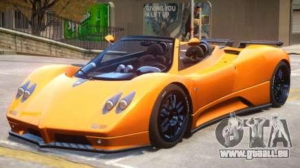 Pagani Zonda C12S V1.1 pour GTA 4