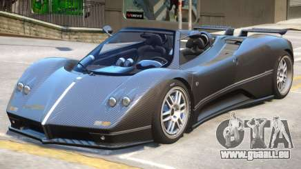 Pagani Zonda C12S V1.4 pour GTA 4