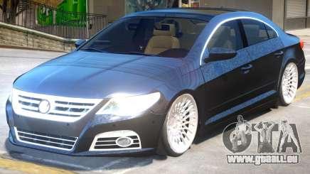 Volkswagen CC V1.1 pour GTA 4