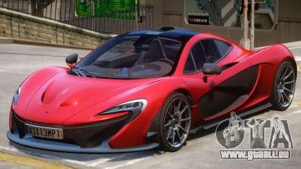 McLaren P1 V1.1 pour GTA 4