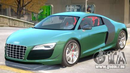 Audi R8 GT V1 pour GTA 4