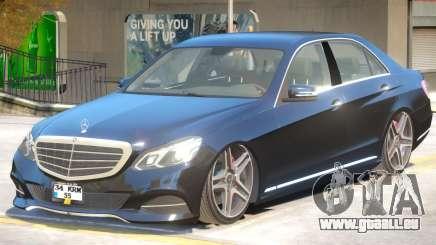 Mercedes Benz E63 V2 für GTA 4